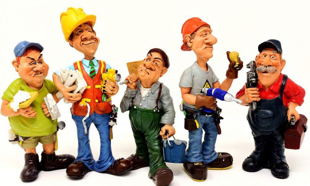 Faites confiance aux professionnels du bâtiment : ils sont formés régulièrement
