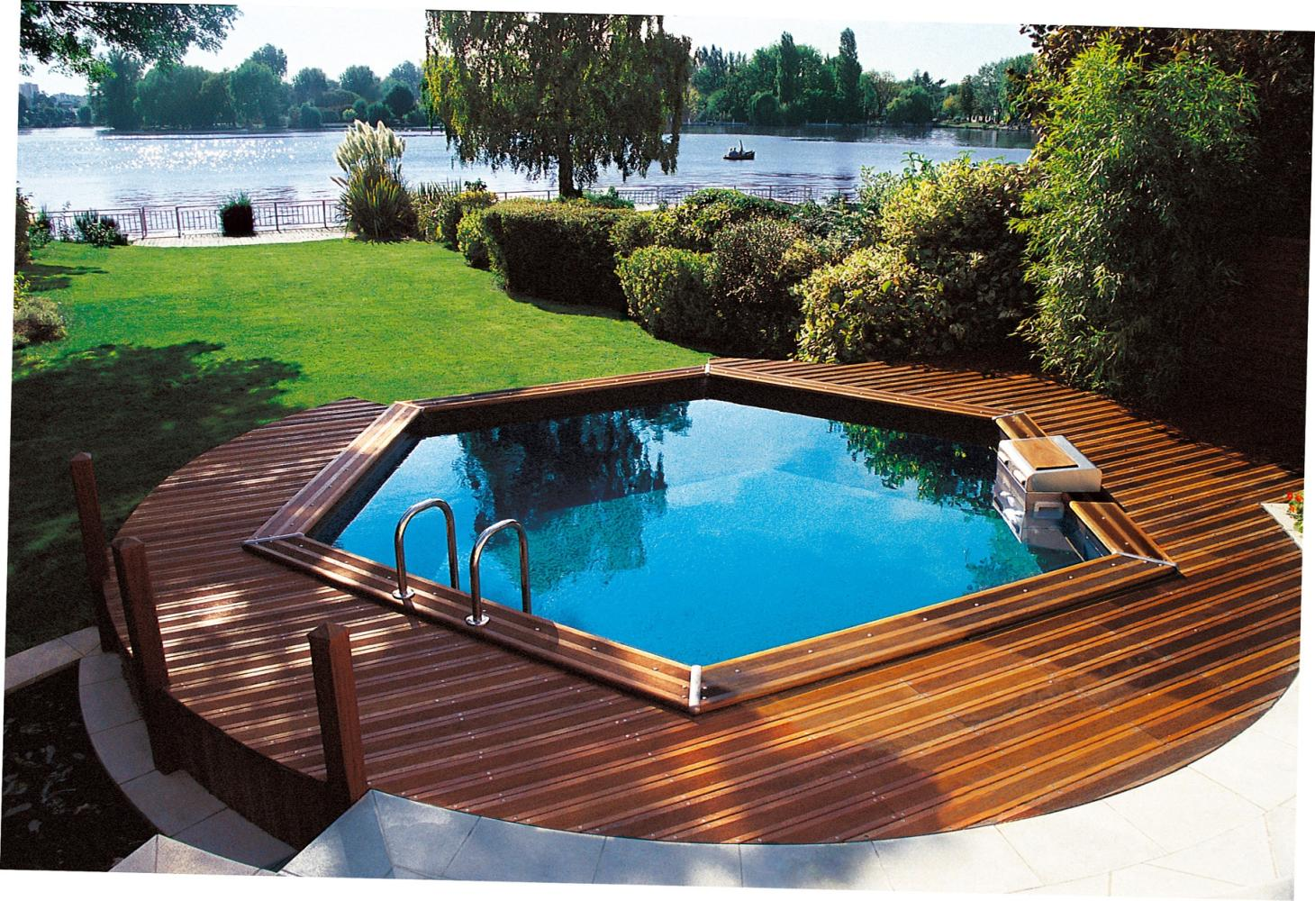 tout savoir sur les différents types de piscines hors sol