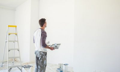 Preparation mur peinture