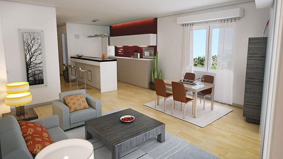 pour donner de la valeur votre logement appliquez le home staging. Black Bedroom Furniture Sets. Home Design Ideas